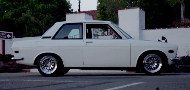 DLEDMV Datsun 510 restomod SR20DET 06