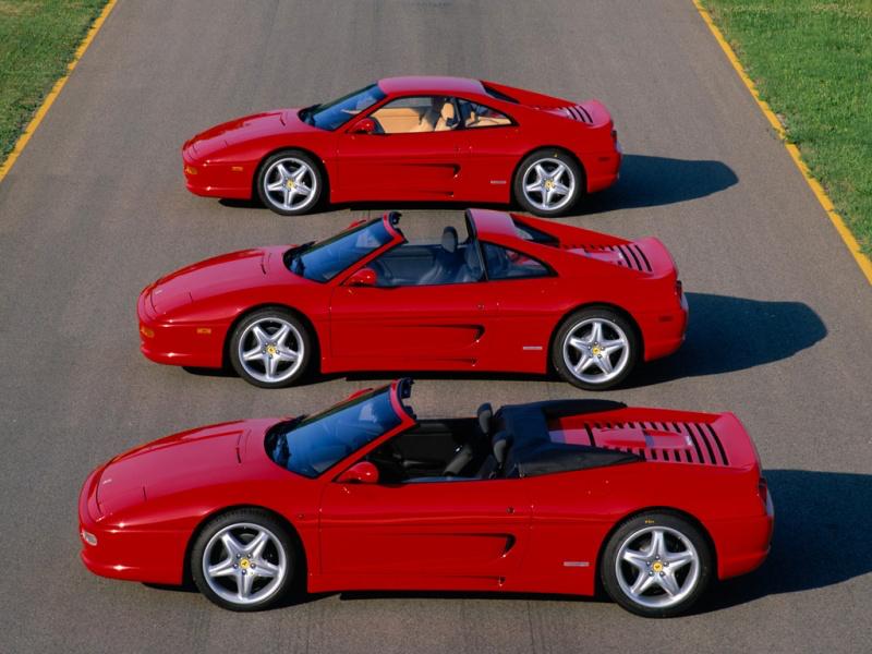 DLEDMV Ferrari F355 Spider TubiExhaust 01