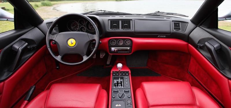 DLEDMV Ferrari F355 Spider TubiExhaust 05