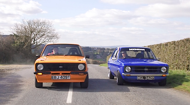 DLEDMV Ford Escort mk2 double 05