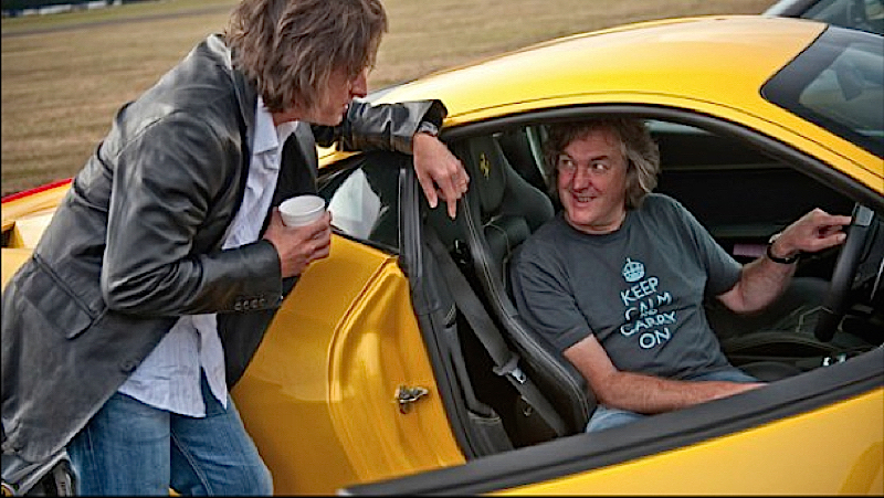 DLEDMV James May quite top gear 01