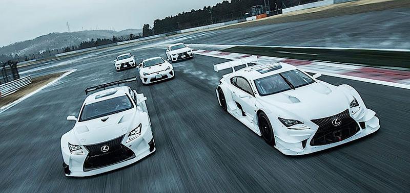 DLEDMV Lexus Dance of F 02