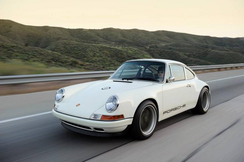 DLEDMV Porsche 911 Singer Nebraska 01