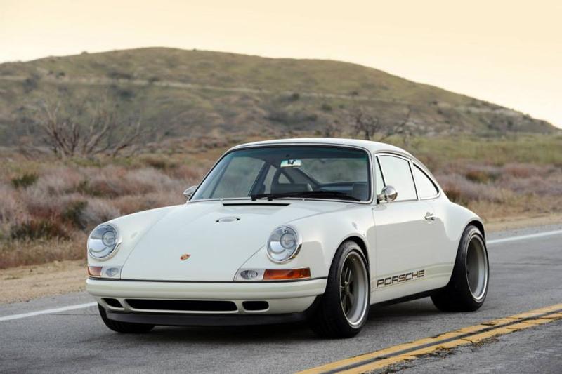 DLEDMV Porsche 911 Singer Nebraska 05