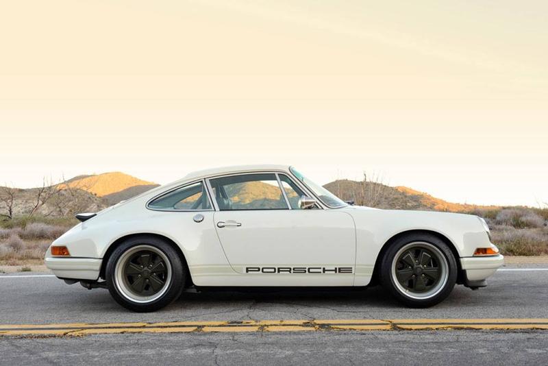 DLEDMV Porsche 911 Singer Nebraska 09