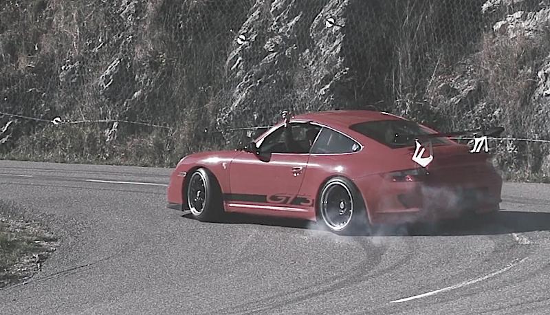 DLEDMV Porsche 997 GT3 the road passion 05