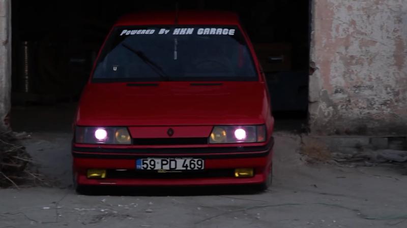 DLEDMV Renault 11 TXE Flash S 03