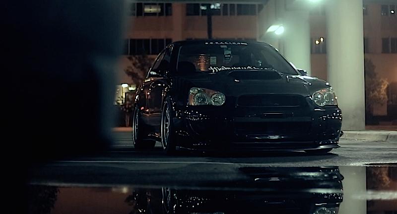 DLEDMV Subaru Impreza highwaystar garage 07