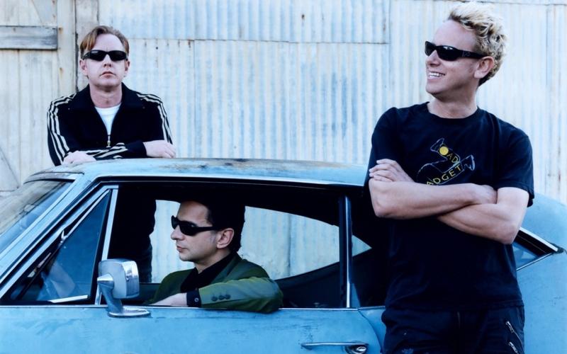 DLEDMV - AF Depeche Mode Enjoy the Silence - 01