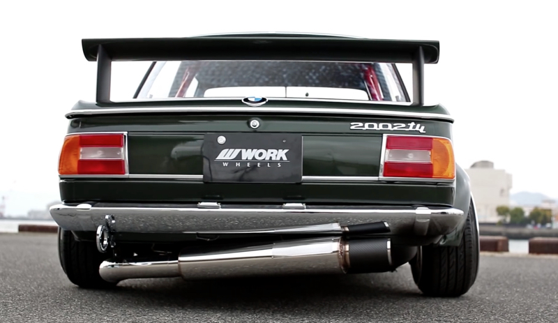 DLEDMV - BMW 2002 tii Ultrabox WORK Wheels - 05
