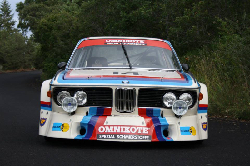 DLEDMV - BMW E9 3.0 CSL Engine Sound 04