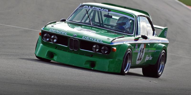 DLEDMV - BMW E9 3.0 CSL Engine Sound 07