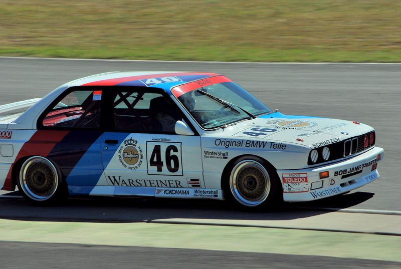 DLEDMV - BMW M3 E30 Onboard Bathurst 01