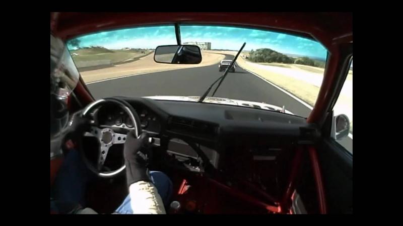 DLEDMV - BMW M3 E30 Onboard Bathurst 03