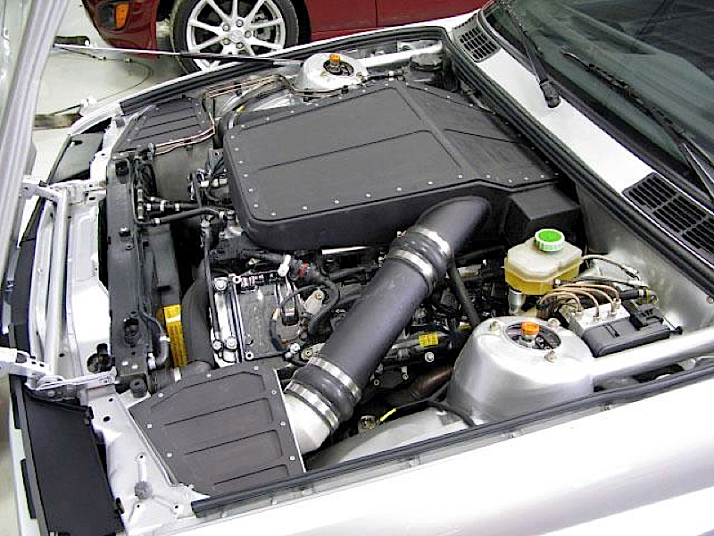 DLEDMV - BMW M3 e30 v10 DInan Motorsport 12