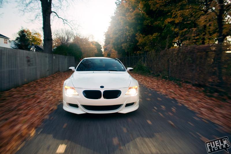 DLEDMV - BMW M6 Ac Schnitzer HRE 07