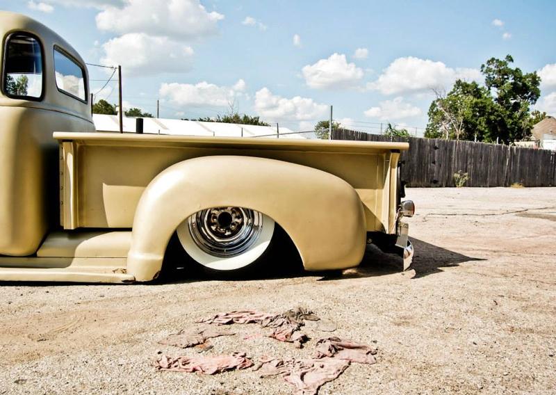 DLEDMV - Chevy 3100 Pickup Lowrider LS1 - 13