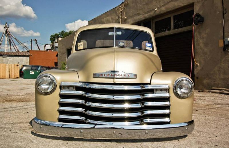 DLEDMV - Chevy 3100 Pickup Lowrider LS1 - 14