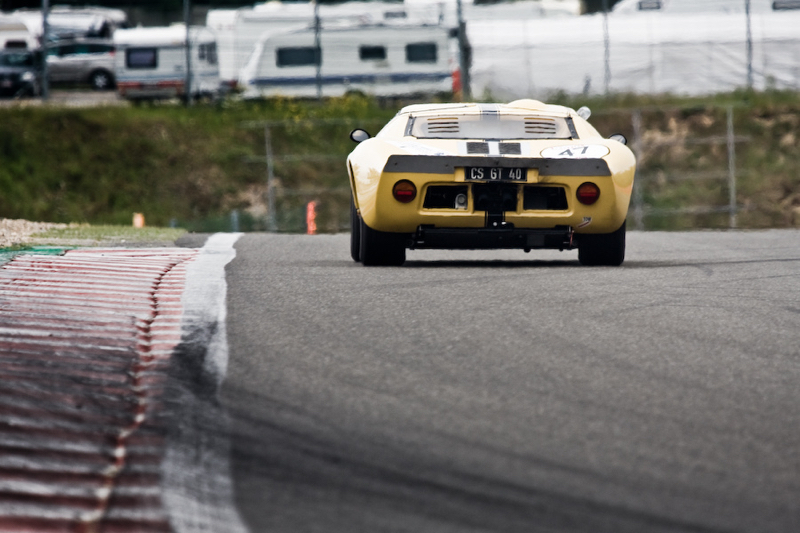 DLEDMV - Ford GT40 Inboard Spa - 05