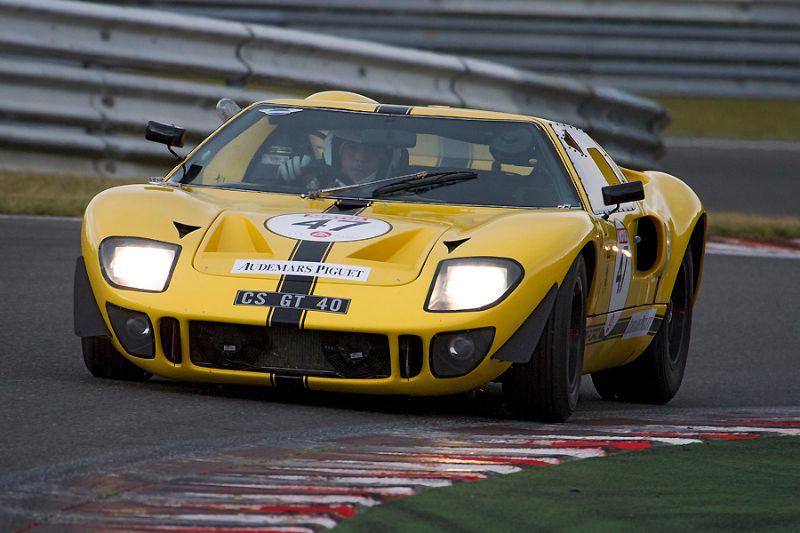 DLEDMV - Ford GT40 Inboard Spa - 07