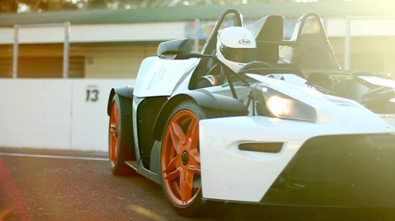 DLEDMV - KTM X-bow racing 01