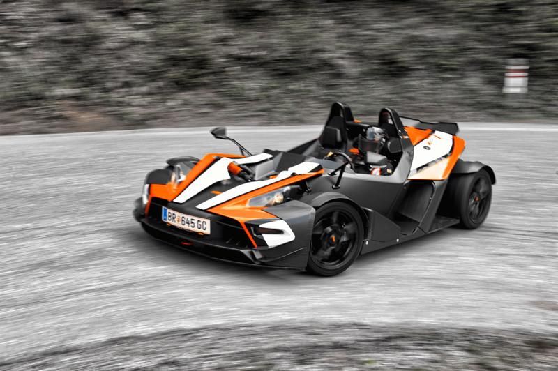 DLEDMV - KTM X-bow racing 07