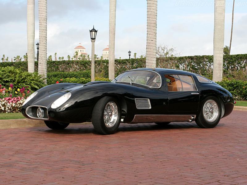 DLEDMV - Maserati 450S Mostro Zagato - 14