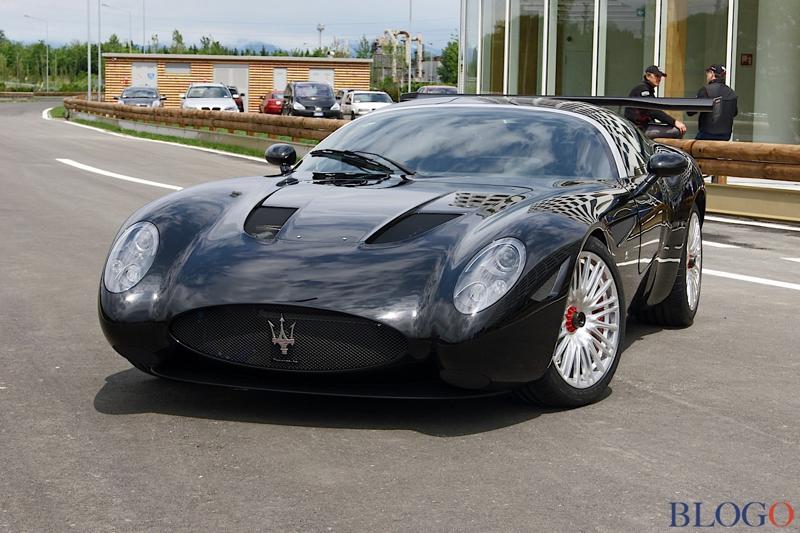 DLEDMV - Maserati 450S Mostro Zagato - 24