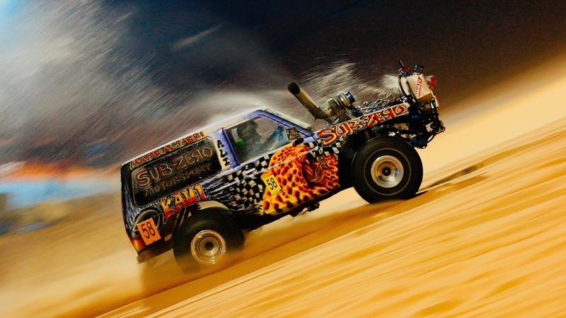 DLEDMV - Nissan Patrol Liwa Dune 3600 hp - 07