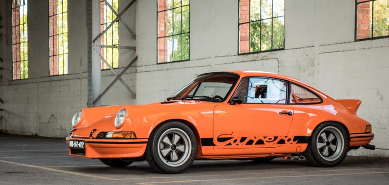 DLEDMV - Porsche 911 RS Outlaw Tuthill - 09