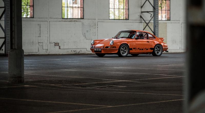 Outlaw Porsche 911 Carrera RS - Weekend Racer 3