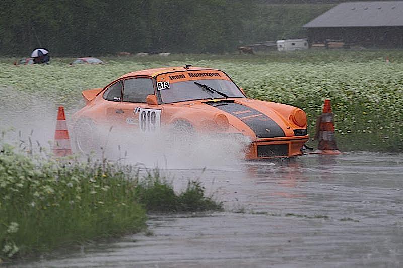 DLEDMV - Porsche 911 RSR Hillclimb Jenni Willi - 01