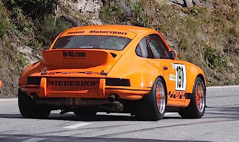 DLEDMV - Porsche 911 RSR Hillclimb Jenni Willi - 06