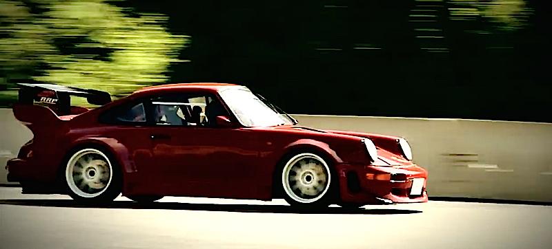 DLEDMV - Porsche 964 Drift KA-TUN 03