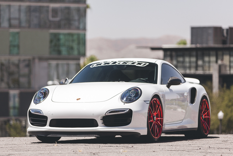DLEDMV - Porsche 991 Turbo Vivid racing - 03