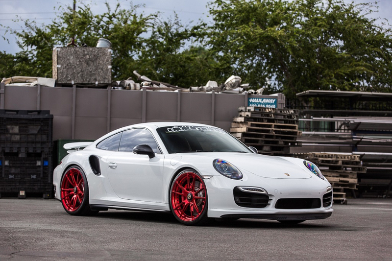 DLEDMV - Porsche 991 Turbo Vivid racing - 04