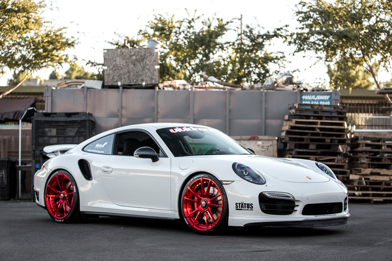DLEDMV - Porsche 991 Turbo Vivid racing - 05