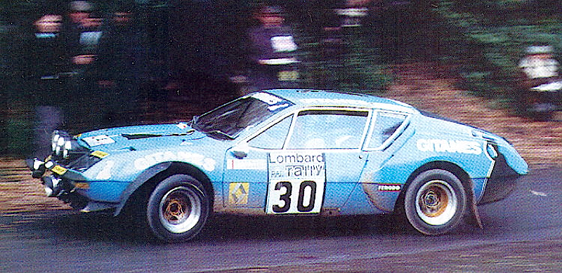 DLEDMV - RAC Lombard Rally 1976 - 06