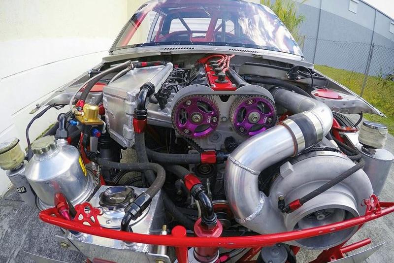 DLEDMV - Toyota Starlet Drag 1250 hp - 02