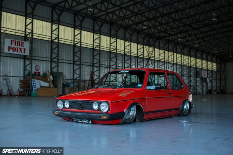 DLEDMV - VW Golf 13B Slammed 03