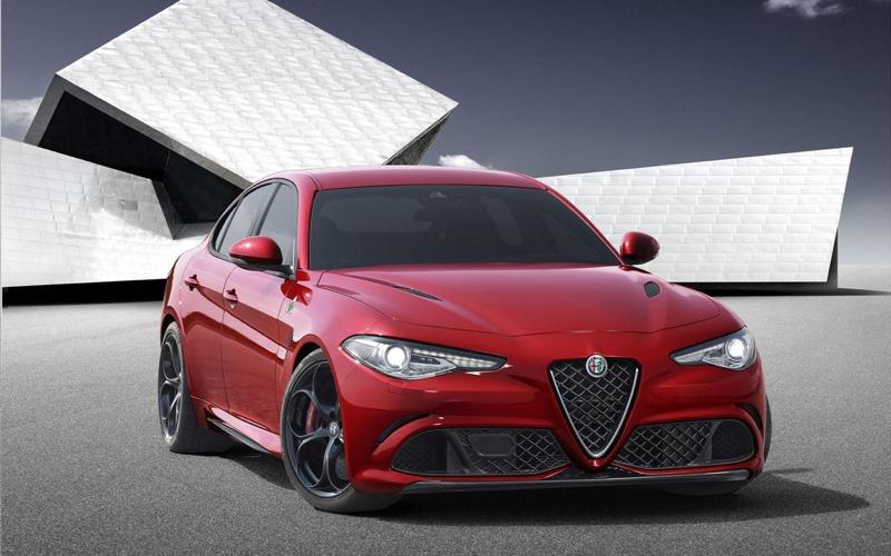 DLEDMV - Alfa Romeo Giulia Quadrifoglio 2015 - 01