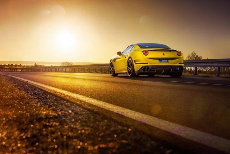 DLEDMV - Ferrari California T Novitec Rosso - 01