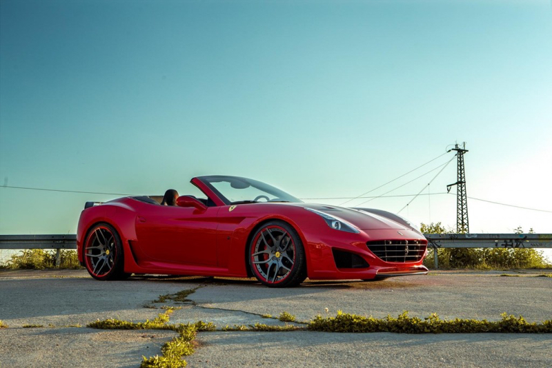 DLEDMV - Ferrari California T Novitec Rosso - 03