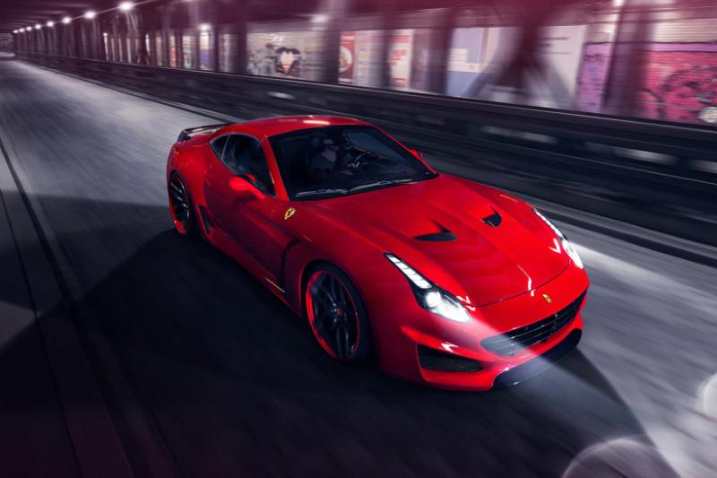 DLEDMV - Ferrari California T Novitec Rosso - 08