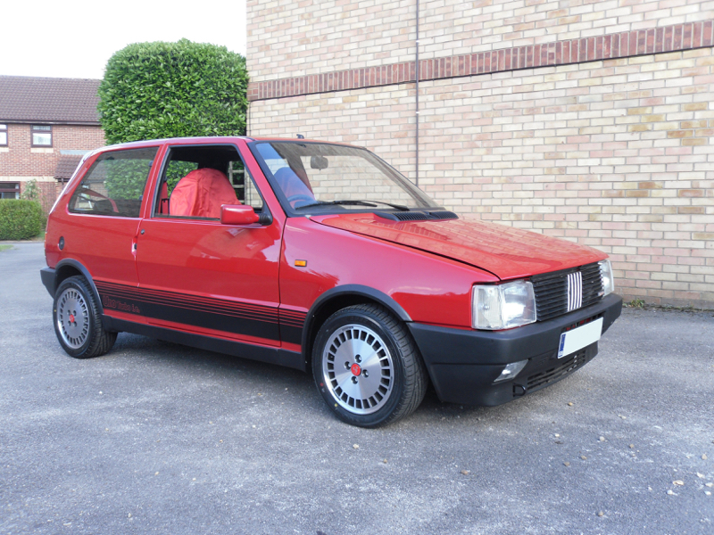 DLEDMV - Fiat Uno Turbo ie 200+ - 05