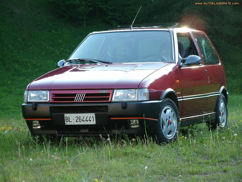 DLEDMV - Fiat Uno Turbo ie 200+ - 06