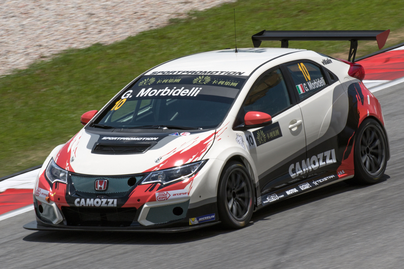 DLEDMV - Honda Civic TCR JAS Motorsport - 02