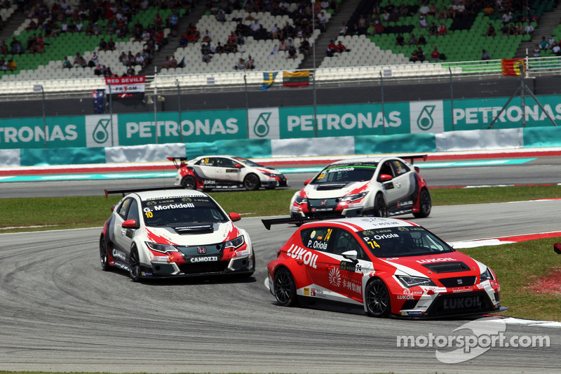 DLEDMV - Honda Civic TCR JAS Motorsport - 05