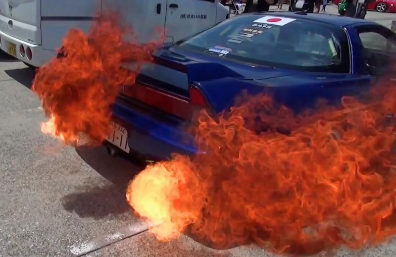 DLEDMV - Honda NSX dragon's fire - 03