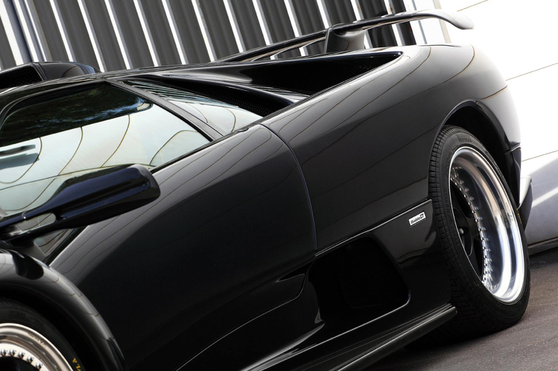 DLEDMV - Lamborghini Diablo GT Carbone - 05